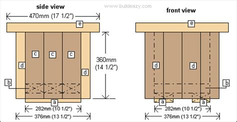 Planter Dimensions by Wood Flower Box Plans Pdf Woodworking