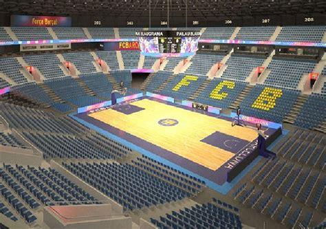 entradas palau blaugrana as 237 ser 225 el nuevo palau blaugrana sps handball