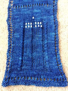 pattern webster ravelry tardis scarf with beads pattern by annastasia webster