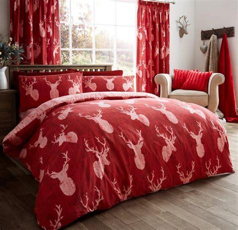 wholesale bedding sets wholesale bulk festive stag red duvet cover wholesale