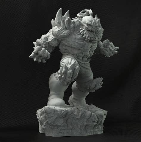 figure 3d 3d figure of doomsday
