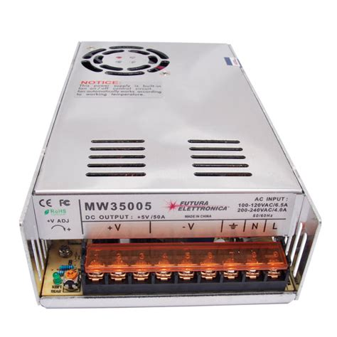 alimentatore switching 5v alimentatore switching 250w 5v