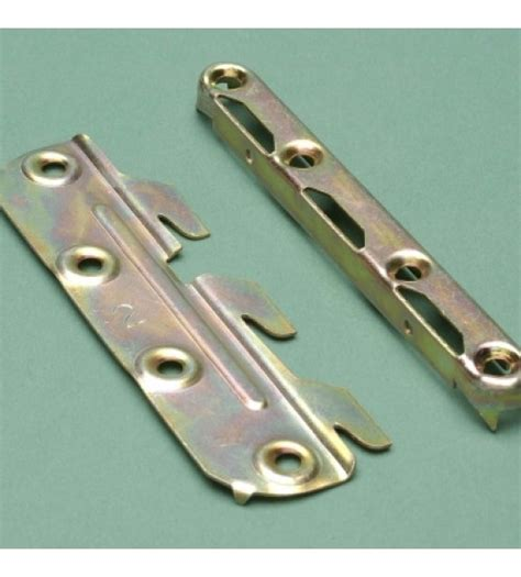 bed claw hook plates bed claw hook plate bed fittings at scf hardware