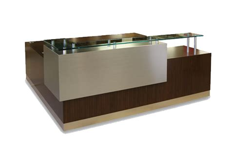 Lamboo Architectural Structural Bamboo Lamboo Arnold Bamboo Reception Desk