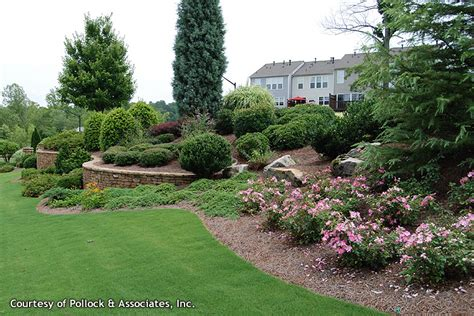 landscaping photos commercial landscape portfolio green acres landscaping inc