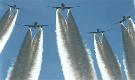 chemtrails: a planetary catastrophe created by