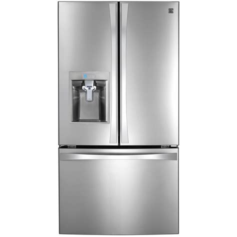 kenmore elite 31 cu ft door refrigerator kenmore elite 74093 31 7 cu ft capacity door