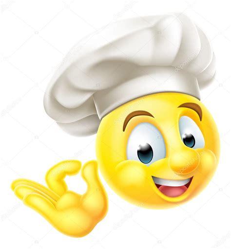 Cooking Emoji Images chef cook emoji emoticon stock vector 169 krisdog 123801322
