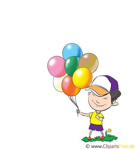 animierte gifs mit bunten luftballons
