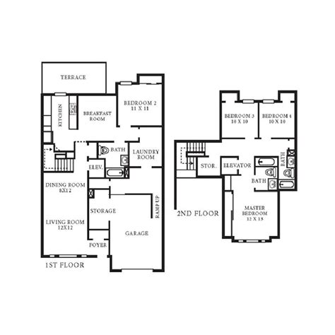 lincoln military housing norfolk bmdh3 floorplans ben moreell lincoln military housing
