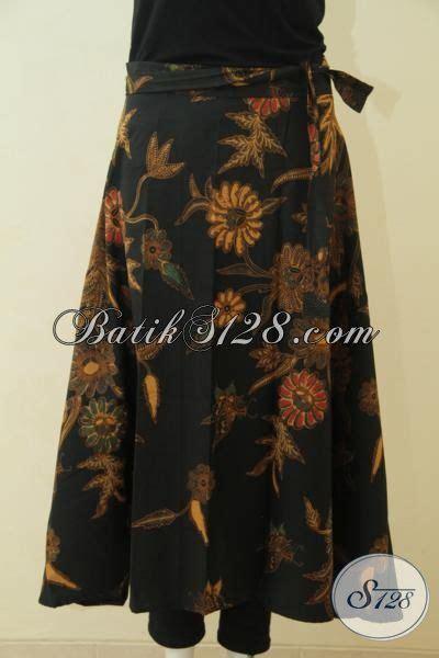 Rok Lilit Batik Kombinasi Tulis Ts1 rok lilit modis trendy buatan berbahan batik jawa
