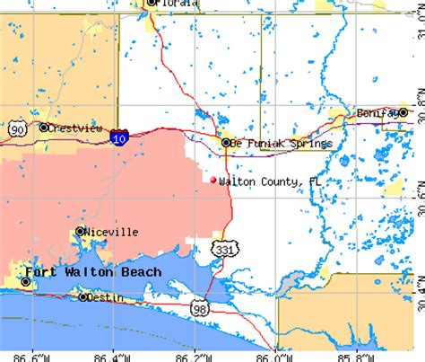 Walton County Florida Records Walton County Florida Detailed Profile Houses Real Estate Cost Of Living Wages