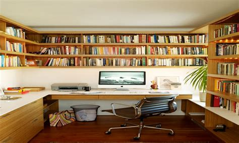 Small Home Library Office Attic Bedroom Decorating Ideas Desk Home Office Library