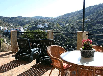 terrasse 6 axa hyra hus spanien semesterbostad andalusien