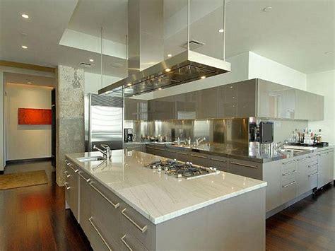 Loft Modern Kitchen house design news homedit interior design