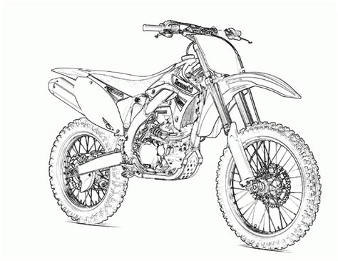 motorcycle coloring pages free free printable motorcycle coloring pages for kids