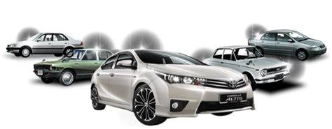 Evolution Of Toyota The Evolution Of The Toyota Corolla 1966 Till Date Car