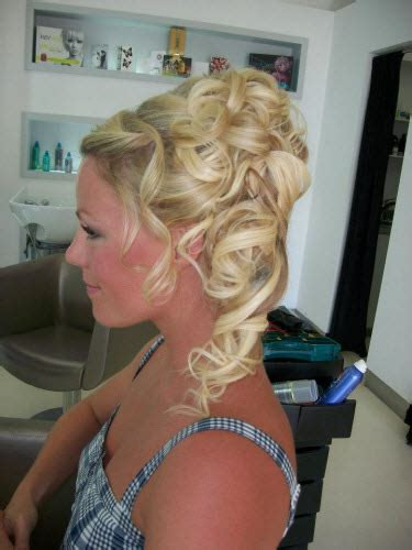 Wedding Hair Nissi by Hair Make Up Wedding Reception Cyprus