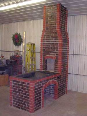 build  brick forge construction  diy projects