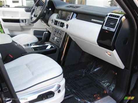 range rover white interior ivory white jet black interior 2010 land rover range rover