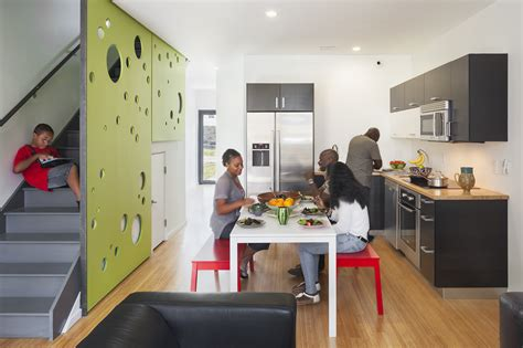 affordable housing  driving passive house design