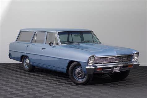 1966 chevrolet custom station wagon 161588