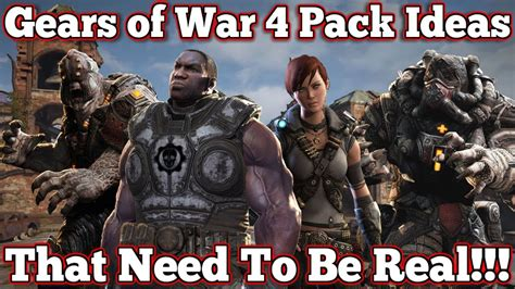 themes of how to tell a true war story gears of war 4 pack ideas that need to be real youtube
