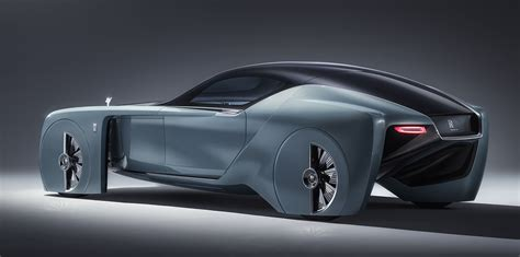 rolls royce vision rolls royce vision 100 concept unveiled photos 1