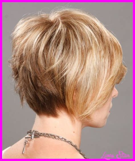 hair cut back shorter than front short to medium haircuts front and back livesstar com