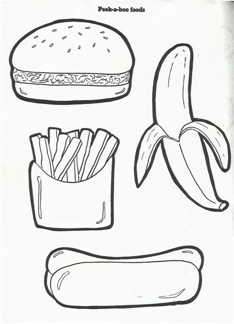 preschool coloring pages nutrition squish preschool ideas food teach nutrition good