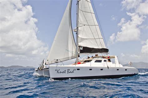 catamaran voilier yacht 2008 voyage yachts 500 catamaran voilier bateau 224 vendre