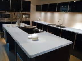 White Quartz Kitchen Countertops Sparkling White Kitchen Countertops Other Metro By M S International Inc