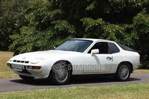 1980 Porsche 924 Turbo Sold Porsche 924 Turbo Coupe Auctions Lot 29 Shannons