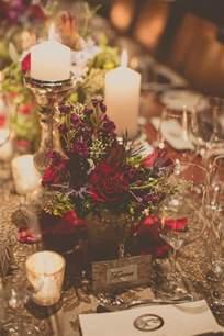 Personalized Flower Vase Christmas Centerpieces Festive Table Decoration Ideas