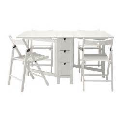 Ikea Folding Table And Chairs Dining Furniture Dining Tables Chairs Ikea