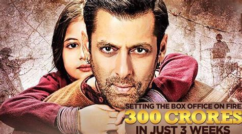 film india salman khan paling sedih salman khan bajrangi bhaijaan becomes the second highest