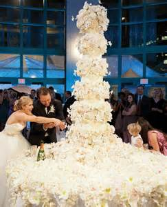 best wedding the best wedding cakes of 2014 huffpost
