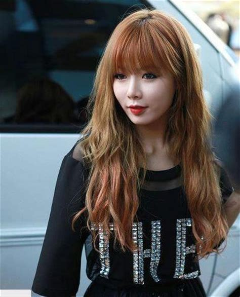 4minute s hyuna clride n photoshoot daily korean 17 best ideas about hyuna hair on pinterest hyuna kim