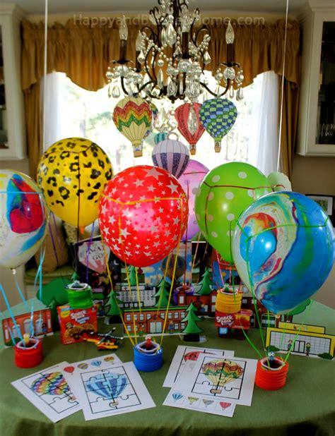 diy real hot air balloon hot air balloon activity pack for kids and fun hot air