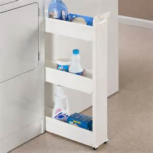 Kitchen Pantry Cabinet by Slim Storage Cart Rolling Cart Storage Carts Walter