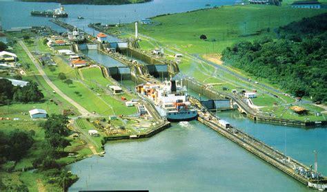 Photo Panama Canal by Voten Por El Canal De Panam 225 Al Premio Pr 237 Ncipe De