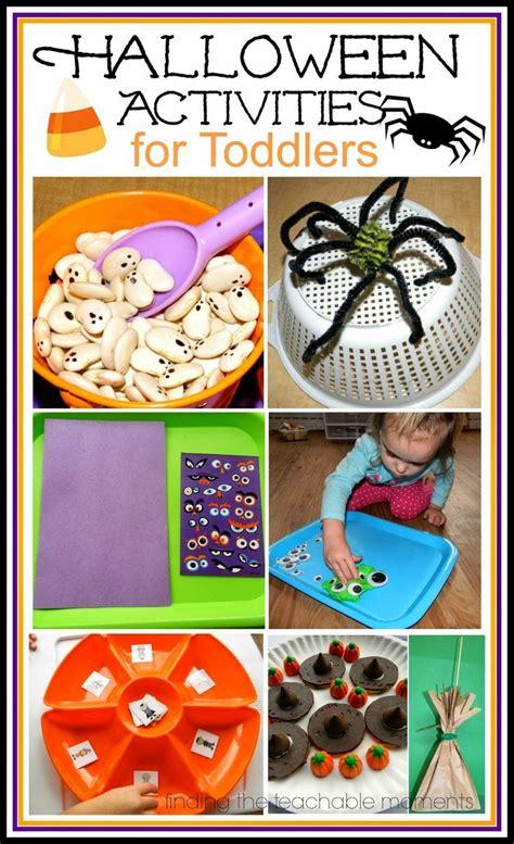 halloween themes for preschool finding the teachable moments tot school halloween
