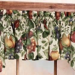 Fruit Kitchen Curtains Sonoma Fruit Tier Window Treatments