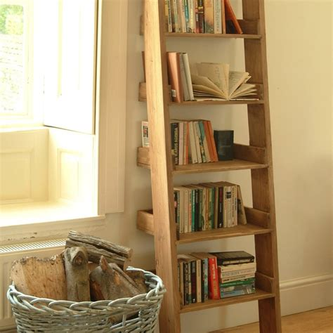 ladder bookcase oak oak ladder bookcase wilko scandinavia ladder bookcase