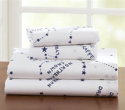constellation bedding constellation sheeting modern kids bedding by