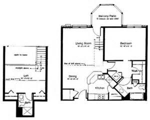 one bedroom house plans with loft forum