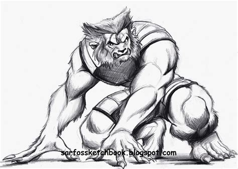 marvel beast coloring pages gambit marvel drawings easy sketch coloring page