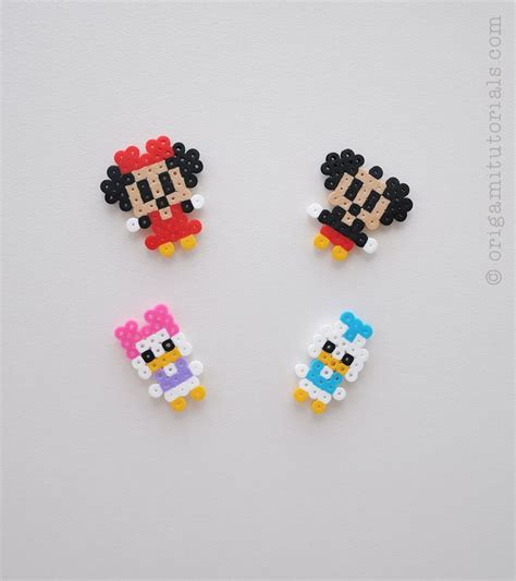small perler bead patterns image gallery hama small