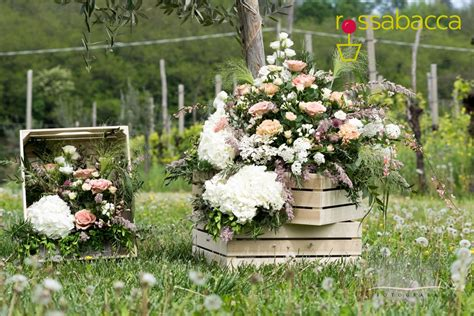 Stile Country Chic by Il Matrimonio In Stile Country Chic Rossabacca