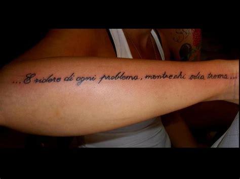 frasi canzoni consoli tatuaggio tiziano ferro sulla pelle